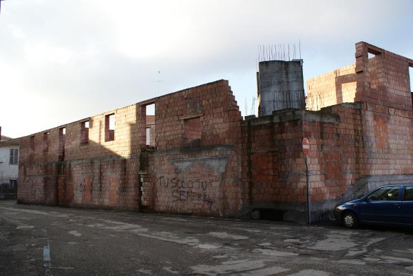 Rudere-piazza-santa-Maria-di-Castello-rovina