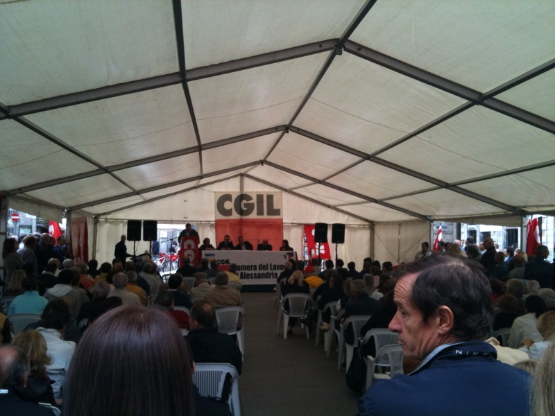 congresso cgil sindacato