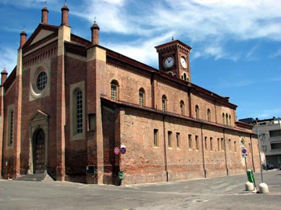 chiesa santa maria di castello