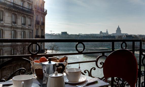 senna bistrot caffé parigi colazione