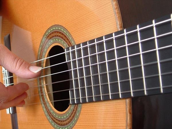 chitarra classica, spagna