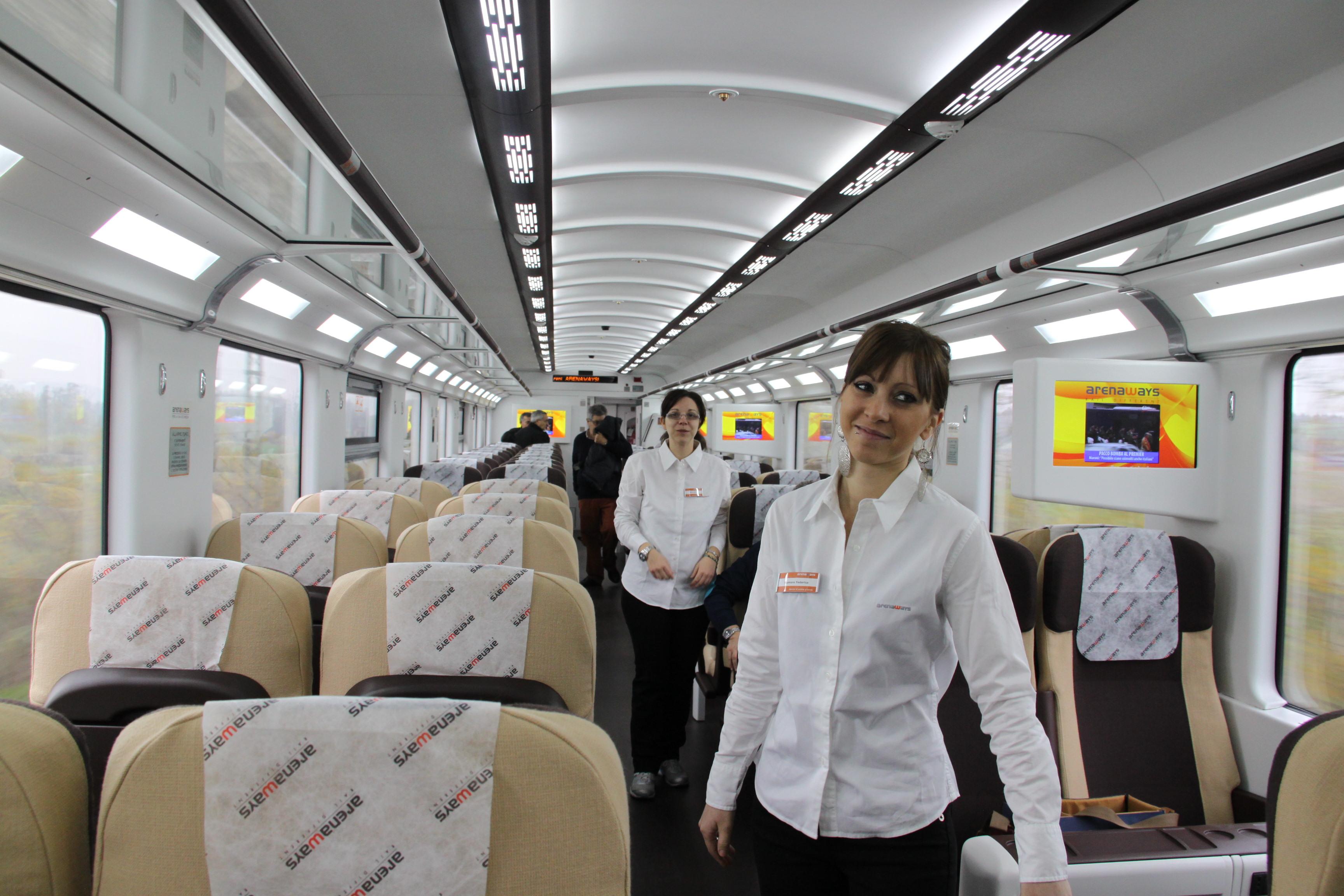 arenaways treno