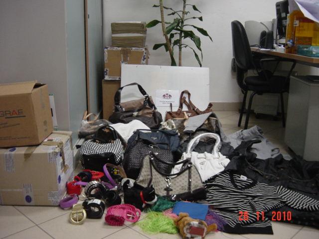 borse contraffazione sequestro