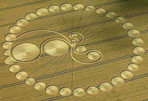 cerchi nel grano, ufo, profezie