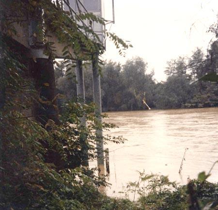tanaro, fiume, montecastello