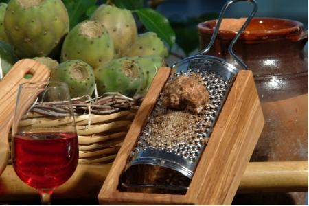 tartufi, gastronomia, ovada