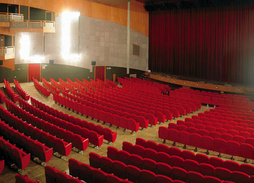 teatro, tra, sala grande