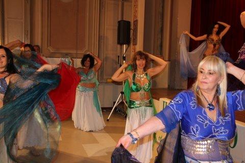 danza orientale melograno ventre