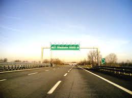 autostrada, area di servizio