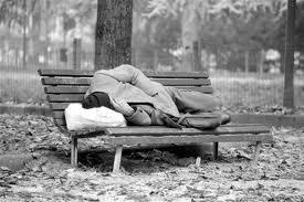 senzatetto, poveri, caritas