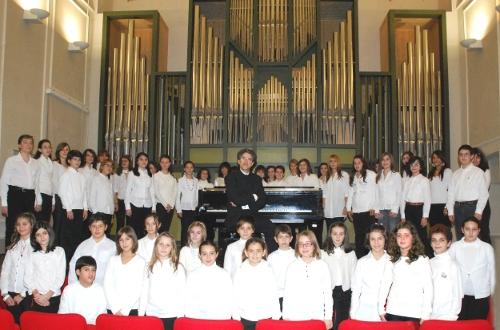 coro voci bianche conservatorio vivaldi