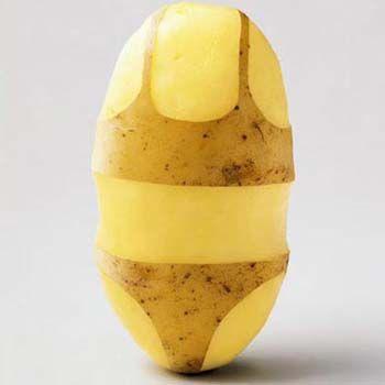 patata bikini gnocca