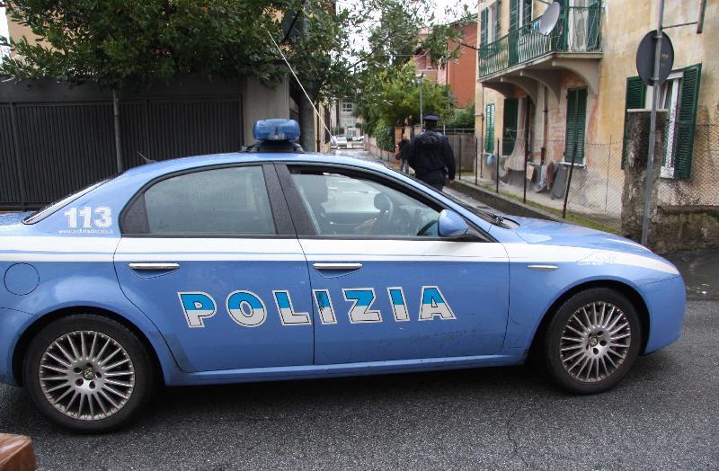 polizia 113 squadra mobile volante pantera