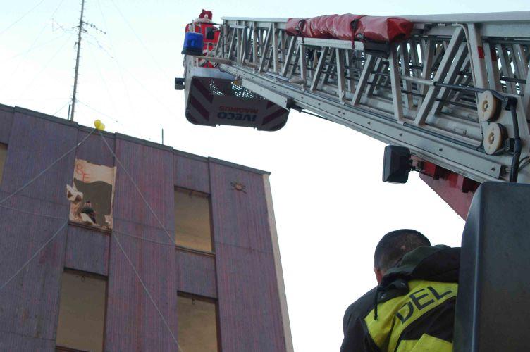 pompieri vigili del fuoco 115