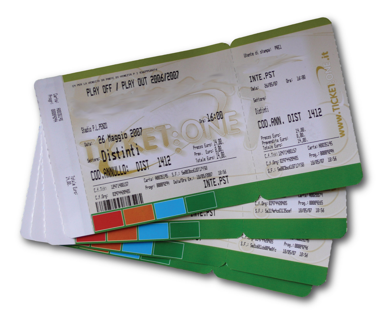 biglietti stadio