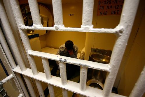 prigioniero cella galera prigione detenuto