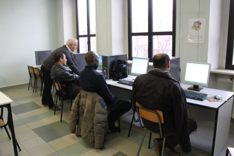 test italiano immigrati stranieri