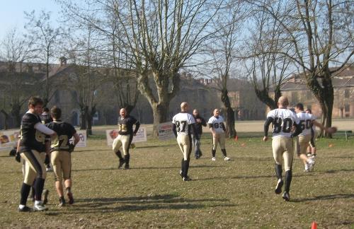 centurions football americano