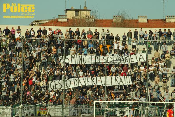 Alessandria Calcio, Ravenna, Moccagatta, ultra, grigi