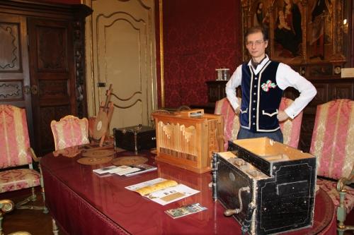 palazzo ghilini musica strumenti antichi