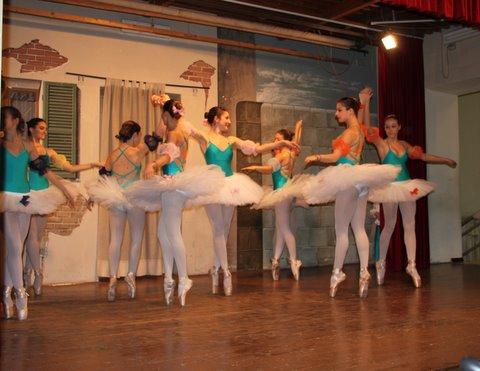 ballerine teatro parvum