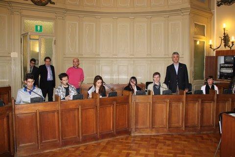 consiglio provinciale giovani barosini