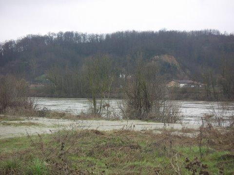 alluvione tanaro esondazione allagamento
