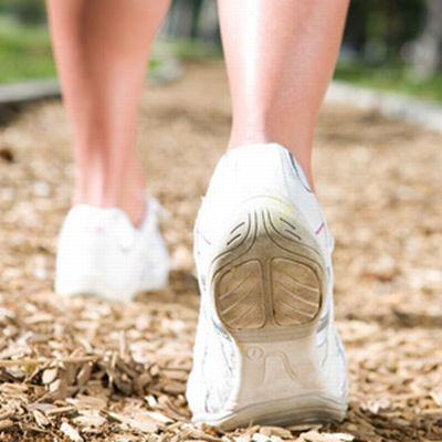 camminare, cammino