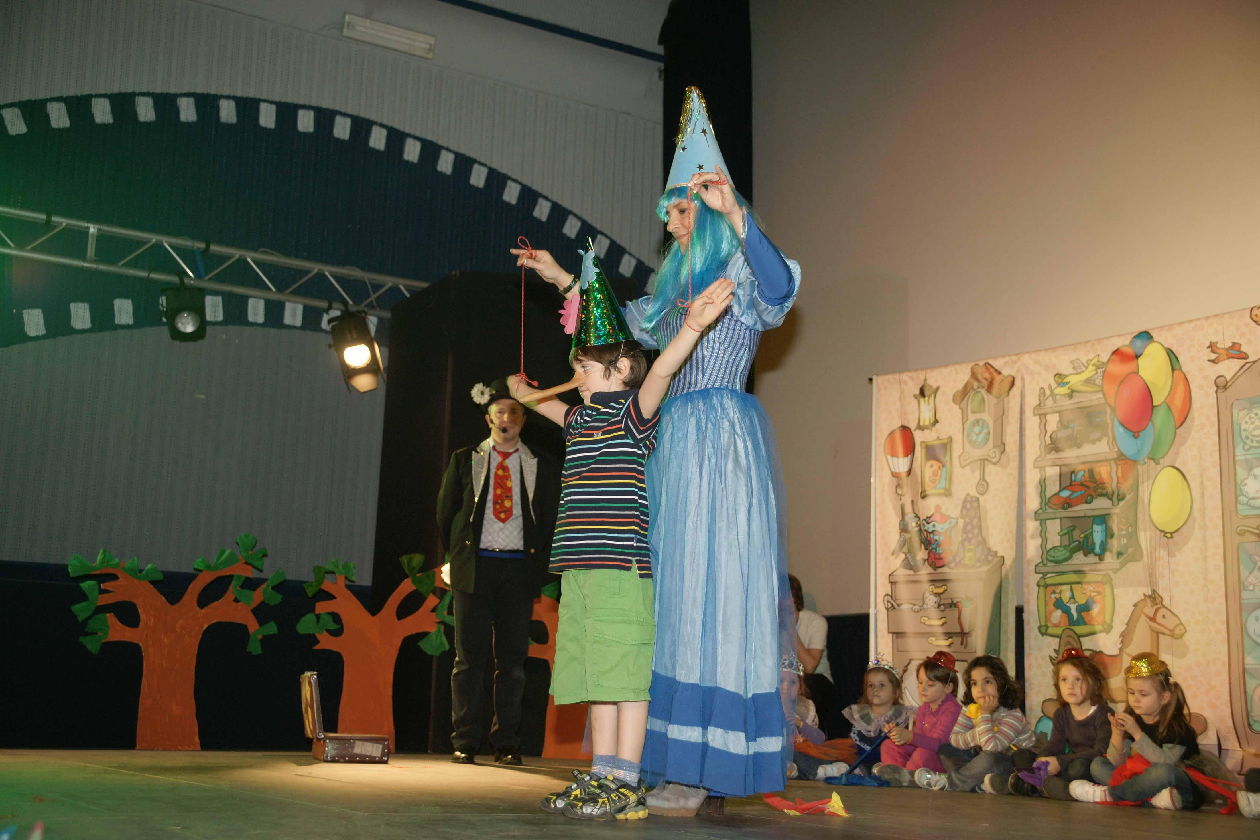 carnevale teatro