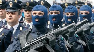 polizia, addestramento