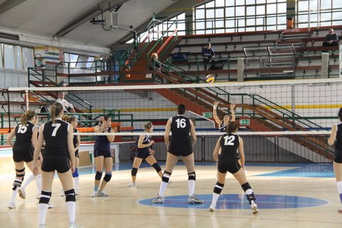 volley pallavolo 4 valli