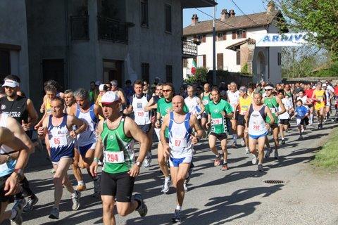 corsa giarole marco's day podismo