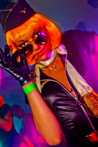 Luna Rossa discoteca cubista festa party