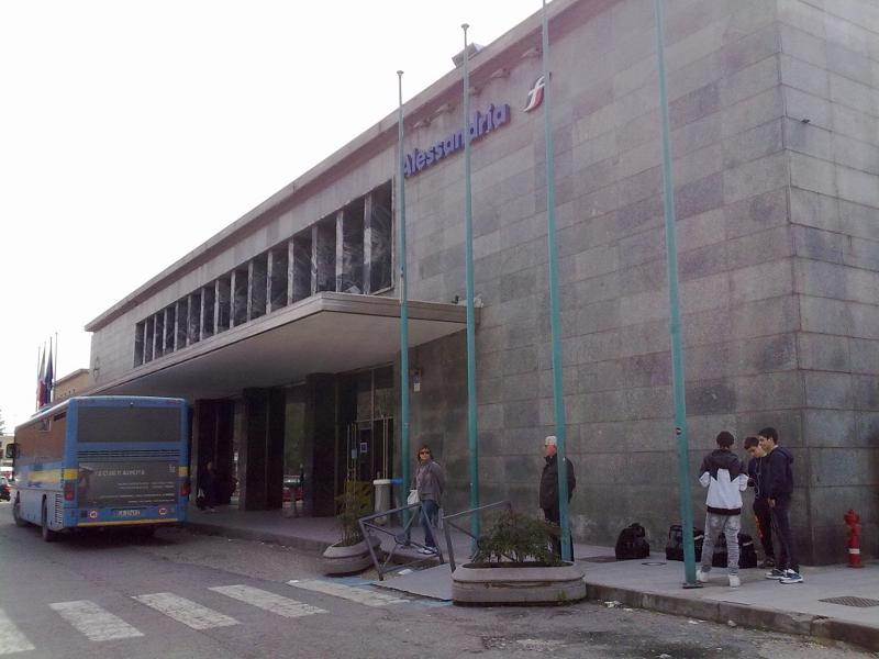 Stazione Alessandria