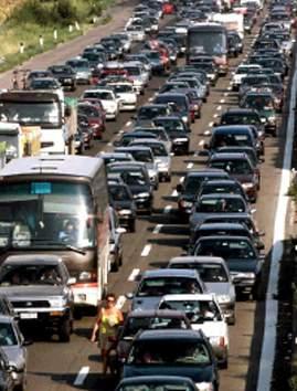 coda autostrada traffico
