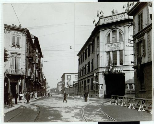 foto epoca borsalino tram