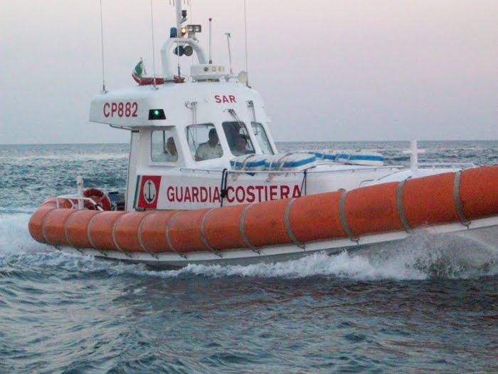 guardia costiera, mare, ricerche