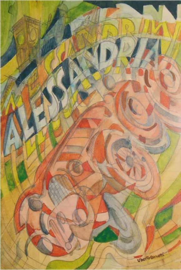 Alessandria futurismo