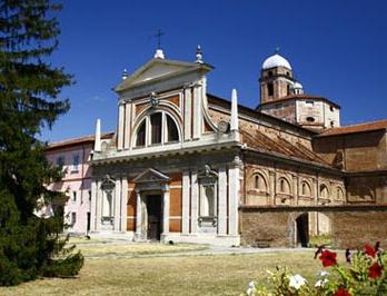 Complesso Monumentale di Santa Croce, Bosco Marengo
