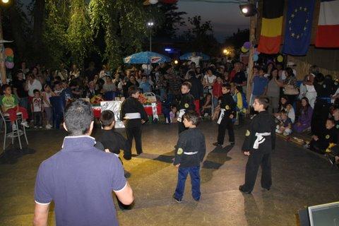 rugby club festa