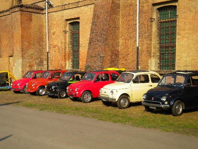 500 cinquecento auto epoca motori