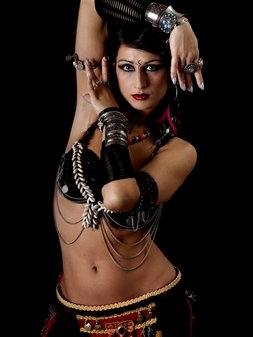 silvia bruzza danza ventre orientale