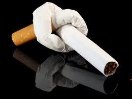 fumo- sigaretta annodata