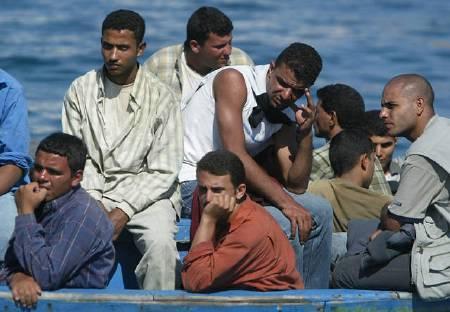 Immigrati libia migranti