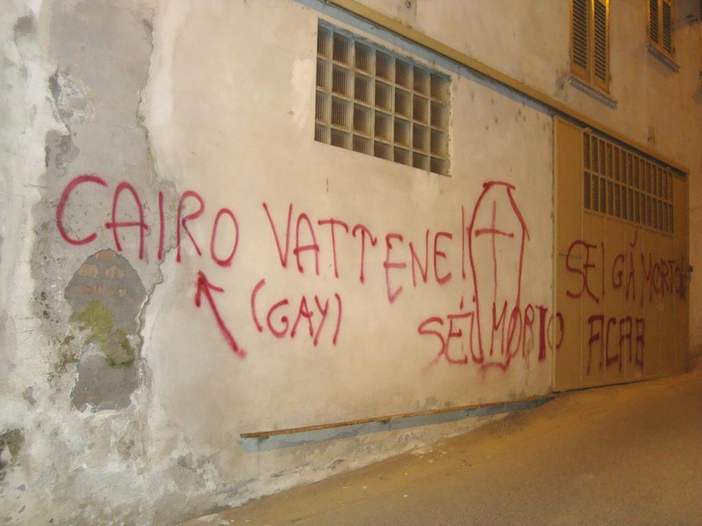 masio, urbano cairo, scritte