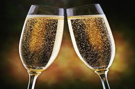 spumante- bicchieri