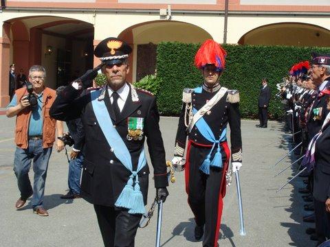 festa carabinieri bergamini