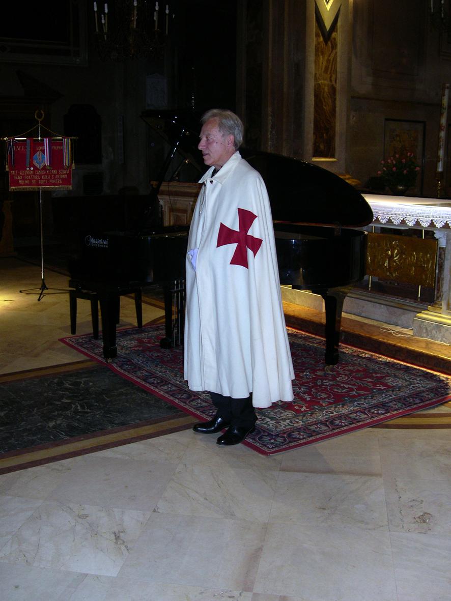Giorgio Vercillo Templare