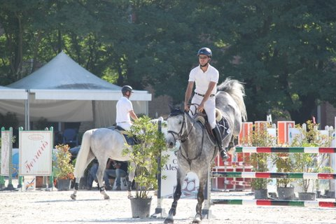 concorso ippico san giorgio cavalli