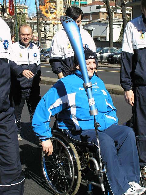 carmen acunto paraolimpiadi